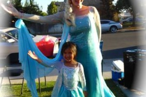 Photo #1: Rosedale Entertainment. Mermaid Princess available for birthday parties