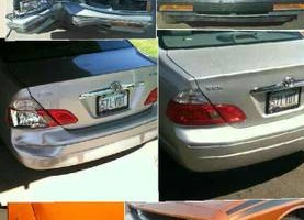 Photo #1: Body Work for Less - BODY REPAIR & PAINT. 50% OFF NOW
