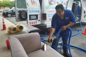 Photo #3: Team Carpet Cleaning - Living Room, Hallway, and one Bedroom for only $75!