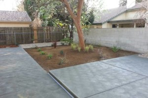 Photo #20: Torres Landscaping and Concrete (sprinklers system, sod, plants/concrete curbing, colored concrete)