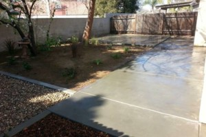 Photo #19: Torres Landscaping and Concrete (sprinklers system, sod, plants/concrete curbing, colored concrete)