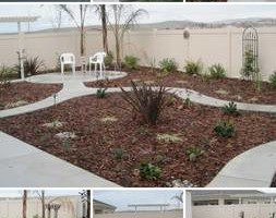 Photo #8: Torres Landscaping and Concrete (sprinklers system, sod, plants/concrete curbing, colored concrete)