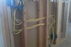 Photo #4: LICENSED ELECTRICIAN specializing in electrical and plumbing!