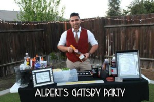 Photo #2: Manny the Bartender! Hire a Local Professional!