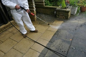 Photo #1: PRESSURE WASH SPECIAL! $99 for the entire house