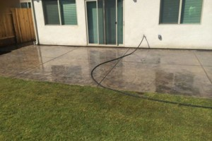 Photo #4: West Coast Custom concrete work - Countertops, Driveways, Foundations