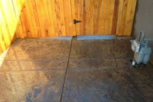 Photo #2: West Coast Custom concrete work - Countertops, Driveways, Foundations