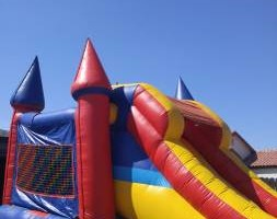 Photo #2: Affordable Waterslide Jumpers for Rent!