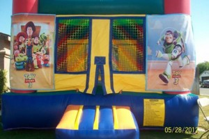 Photo #5: Tony's Jumpers - tables, chairs, jumpers, combos, canopy