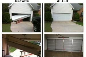 Photo #3: Fix & Go - Garge Door Repair and Installation