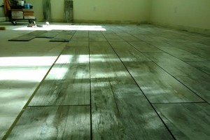 Photo #7: Joe's Handyman & Home Services! Flooring, Electrical, Pluming - DiGiacomo