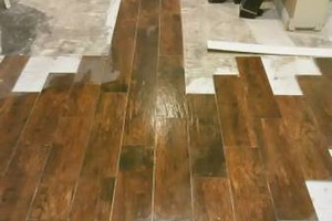 Photo #5: Joe's Handyman & Home Services! Flooring, Electrical, Pluming - DiGiacomo