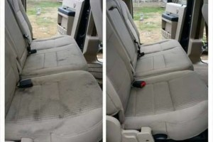 Photo #10: Tony's Auto detailing (mobile) - carpet and seats shampoo, wax, buff, motor cleaning