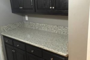Photo #8: Junior custom construction. Kitchen cabinets & granite