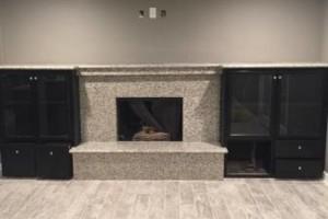 Photo #6: Junior custom construction. Kitchen cabinets & granite