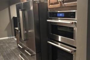Photo #2: Junior custom construction. Kitchen cabinets & granite