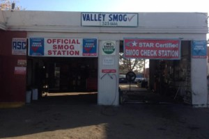 Photo #1: VALLEY SMOG (Star Certified) - SMOG CHECK