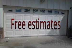 Photo #2: A & A Garage Doors and Repair