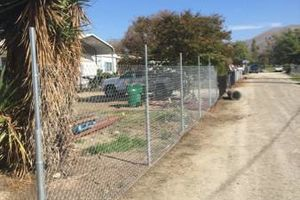 Photo #2: Rod iron fencing & painting