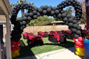 Photo #17: BALLOON DECORATIONS by Roselyn's Impressive Balloons