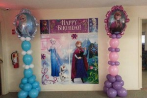 Photo #8: BALLOON DECORATIONS by Roselyn's Impressive Balloons