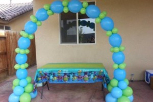 Photo #6: BALLOON DECORATIONS by Roselyn's Impressive Balloons