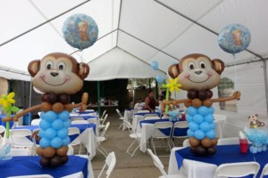 Photo #1: BALLOON DECORATIONS by Roselyn's Impressive Balloons
