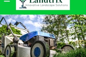 Photo #1: LANDTRIX. Spring cleanup specials! + Window cleaning