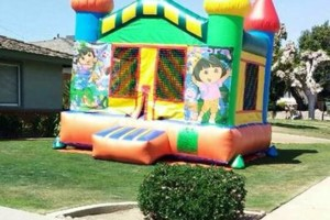 Photo #23: Party rentals! Jumpers, bounce house, tables, chairs, waterslides, canopies