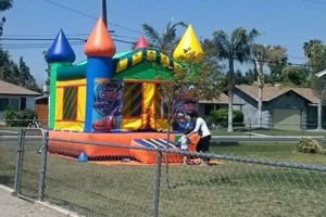 Photo #22: Party rentals! Jumpers, bounce house, tables, chairs, waterslides, canopies