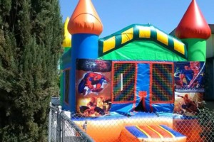 Photo #20: Party rentals! Jumpers, bounce house, tables, chairs, waterslides, canopies