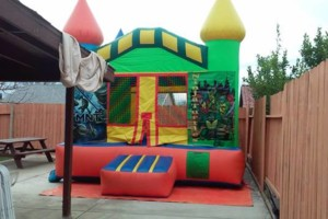 Photo #18: Party rentals! Jumpers, bounce house, tables, chairs, waterslides, canopies