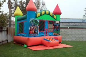 Photo #15: Party rentals! Jumpers, bounce house, tables, chairs, waterslides, canopies