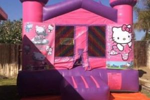 Photo #13: Party rentals! Jumpers, bounce house, tables, chairs, waterslides, canopies
