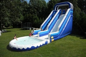 Photo #11: Party rentals! Jumpers, bounce house, tables, chairs, waterslides, canopies