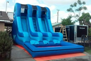 Photo #10: Party rentals! Jumpers, bounce house, tables, chairs, waterslides, canopies