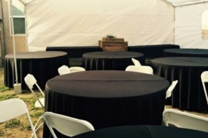 Photo #7: Party rentals! Jumpers, bounce house, tables, chairs, waterslides, canopies
