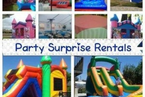 Photo #5: Party rentals! Jumpers, bounce house, tables, chairs, waterslides, canopies