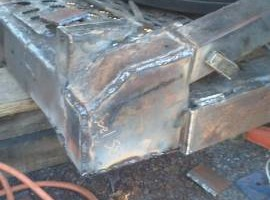 Photo #2: Joel's Welding Metal Works - Piping, Wrought Iron, Structural