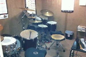Photo #1: DRUM LESSONS AT Nick Rail Music... (age 8 and up)