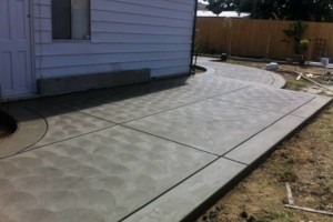 Photo #13: CONCRETE SIDE JOBS - FREE ESTIMATES! Concrete Staining, Tile and Granite, Leveling, Grading