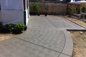 Photo #12: CONCRETE SIDE JOBS - FREE ESTIMATES! Concrete Staining, Tile and Granite, Leveling, Grading