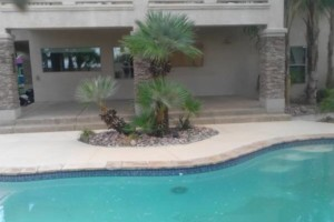 Photo #11: CONCRETE SIDE JOBS - FREE ESTIMATES! Concrete Staining, Tile and Granite, Leveling, Grading
