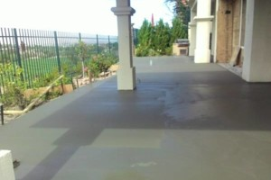 Photo #10: CONCRETE SIDE JOBS - FREE ESTIMATES! Concrete Staining, Tile and Granite, Leveling, Grading