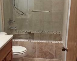 Photo #1: ALASKA TILE & STONE. Tile and flooring installers