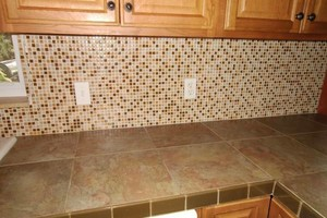 Photo #1: TILE INSTALLATIONS - PAINTING & REPAIRS