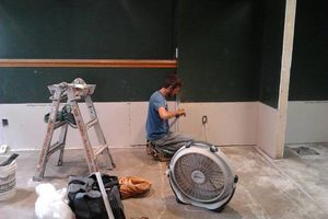 Photo #1: Clark's Home Improvement - Painting & Construction Services