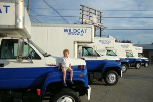 Photo #1: WILD CAT MOVING. CHEAP + CLEAN-CUT