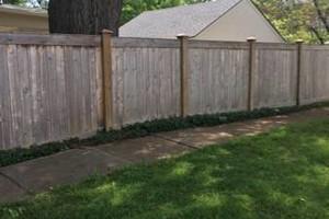 Photo #8: Fences, Decks, and Storage Shed Designer and Builder