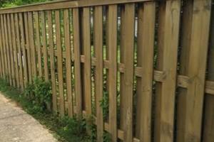Photo #7: Fences, Decks, and Storage Shed Designer and Builder